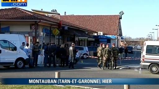 La même arme aurait tué des militaires à Toulouse et Montauban