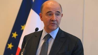 """Pierre Moscovici veut rendre """"la physionomie de l'impôt sur les sociétés plus efficace""""."""