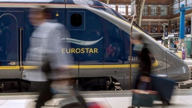 Les faits se sont déroulés mardi dernier, devant les portiques de sécurité de l'Eurostar.