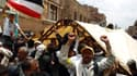 Les heurts continuent au Yémen, où les rebelles chiites s'opposent à l'armée régulière.
