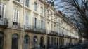 Quartier des Chartrons à Bordeaux.
