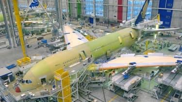 Airbus Toulouse arrive en tête des sites industriels français