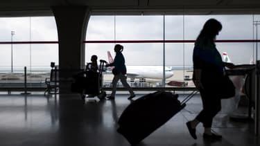 Le CDG Express, qui doit relier Paris à l'aéroport de Roissy- Charles-de-Gaulle, pourrait voir sa mise en service reportée à 2025, soit après les JO de Paris.