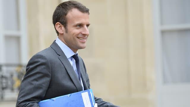 Emmanuel Macron ne pense pas que la croissance dépassera les 1,5% cette année