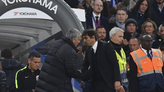 Mourinho vs Conte : épisode II