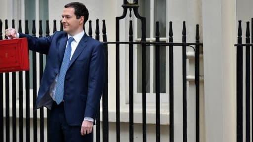 George Osborne reste prudent sur la croissance britannique.
