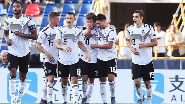 Allemagne Euro U-21