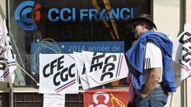 L'histoire se répète à la CCI Paris Ile de France, où 314 postes avaient été supprimés en 2012.