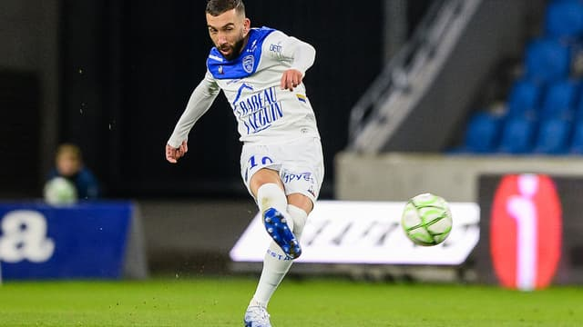 Florian Tardieu - Troyes