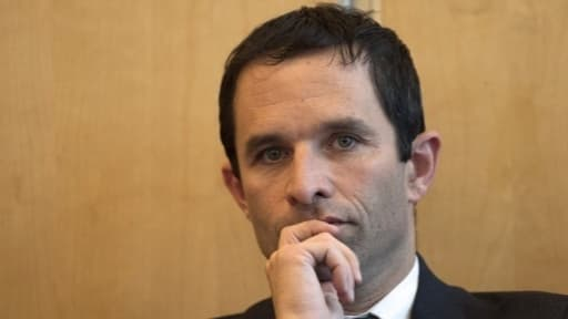 Benoit Hamon a été élu député des Yvelines en 2012.