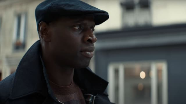 "Omar Sy dans la bande-annonce de la partie 2 de ""Lupin"""
