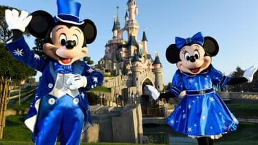 The Walt Disney Company a réussi son OPA sur sa filiale Euro Disney.