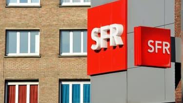 SFR a connu une importante dégringolade boursière
