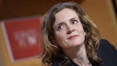 Nathalie Kosciusko-Morizet lors d'un débat à Sciences Po, le 13 février 2014.