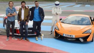 La saison 3 de Top Gear France sera diffusée à partir du 21 décembre sur RMC Découverte.