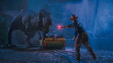 Jurassic Park est disponible sur Netflix depuis le 1er mars.