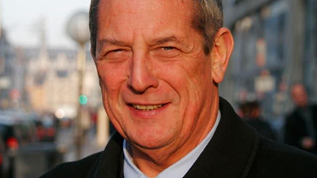Francis Luyce, président de la Fédération Française de Natation