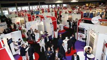 """L'événement """"Les Assises de la sécurité"""" qui se déroule chaque année à Monaco, doit son succès à son format : lieu de conférences, d'expositions (120 stands environ) et surtout de rencontres entre offreurs et clients."""