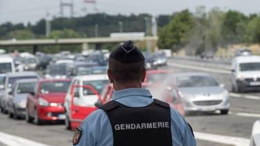 Une trentaine de gendarmes et une vingtaine de pompiers étaient sur place, ainsi que le directeur de cabinet de la préfecture du Vaucluse.