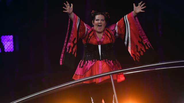 La finale de l'Eurovision a lieu à Lisbonne, le 12 mai  2018