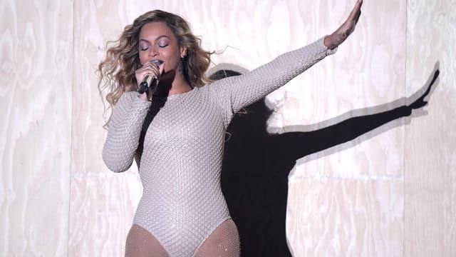 Beyoncé, le 26 septembre 2015