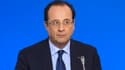 François Hollande a bien précisé maintenir son objectif d'inverser la courbe du chômage avant la fin de l'année.