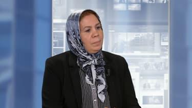 Latifa Ibn Ziaten, mère d'Imad Ibn Ziaten l'un des soldats tués par Mohamed Merah en 2012.