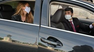 La compagnie de taxis a mis en place un protocole sanitaire pour rester prudent en cette période de déconfinement.