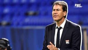 """Ligue 1 : """"Garcia a peur"""" de dire qu'il joue le titre estime Rothen"""