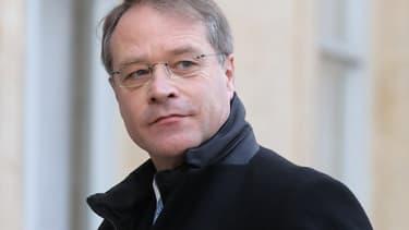 Le président de la CPME, François Asselin.