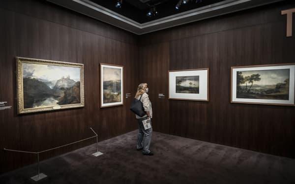 L'exposition Turner au musée Jacquemart-André