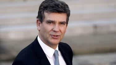 """Arnaud Montebourg a estimé que le dossier Alstom n'était """"pas plié""""."""