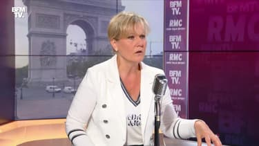 Nadine Morano face à Jean-Jacques Bourdin en direct  - 10/06