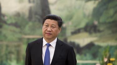 Le président chinois Xi Jinping en visite aux Etats-Unis, le 17 mai 2015.