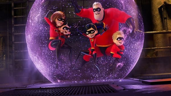"""Les Indestructibles 2"", de Brad Bird"