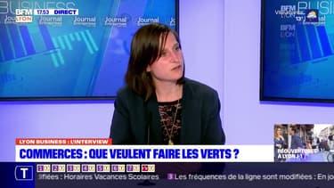 """Camille Augey, adjointe au maire de Lyon, veut """"inciter à la consommation locale"""""""
