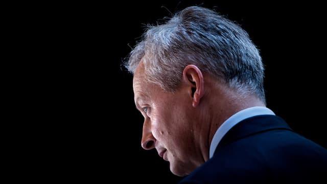 """Bruno Le Maire, ministre de l'Économie, considère que les États-Unis se placent en """"gendarme économique de la planète"""""""