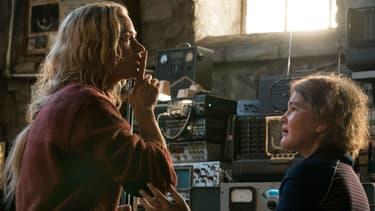 """Emily Blunt dans """"Sans un bruit"""", en salles le 20 juin 2018"""