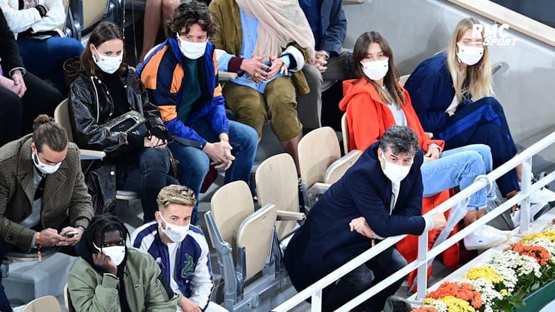 Roland-Garros : Spectateurs autorisés, mais passe sanitaire exigé