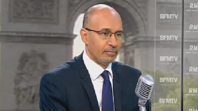 Harlem Désir, secrétaire d'État aux Affaires européennes
