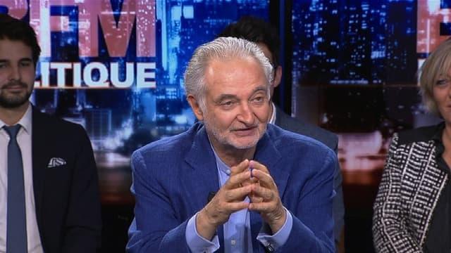 """Jacques Attali est l'invité de """"BFM Politique"""" ce dimanche."""