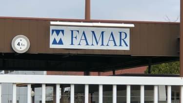 L'entreprise Famar a été placée en redressement judiciaire.