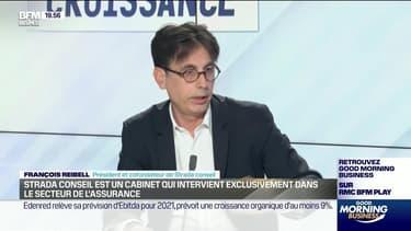 François Reibell (Strada Conseil) : Starda Conseil est un cabinet qui intervient exclusivement dans le secteur de l'assurance - 27/07