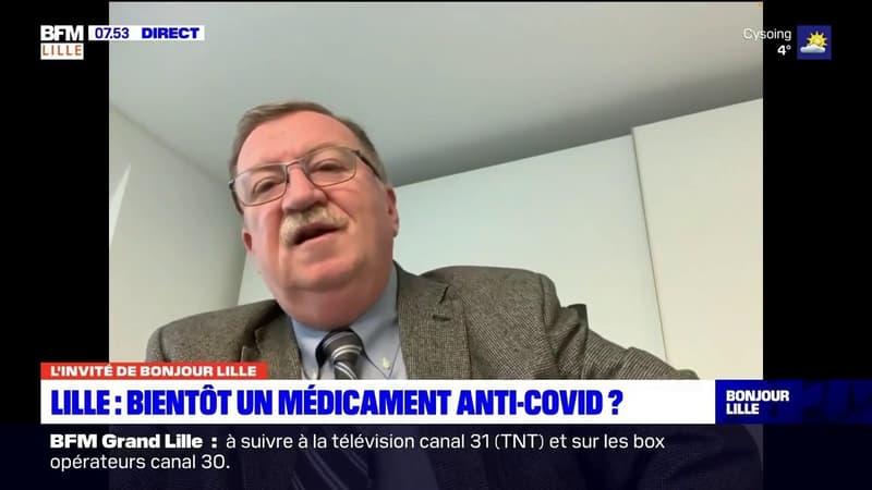 Lille: l'Institut Pasteur espère finir les essais cliniques de son médicament contre le Covid-19 d'ici