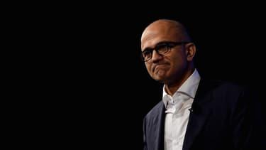 Satya Nadella, PDG de Microsoft ne se laisse pas impressionner facilement, mais l'innovation de TokyWaky l'a rendu admiratif.