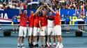 La Serbie est le vainqueur de la première édition de l'ATP Cup en 2020