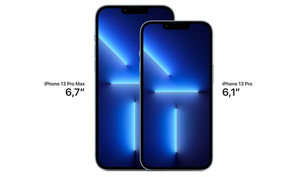 L'iPhone 13 Pro d'Apple