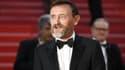 Jean-Paul Rouve à Cannes en mai 2017