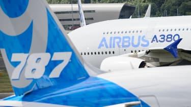 L'an dernier Airbus avait remporté au sprint final le duel face à Boeing