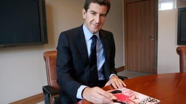 Mathieu Pigasse est également propriétaire du magazine Les Inrockuptibles.